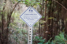 UNC Ranson-Hamrick Cross Country Course