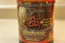 Warrior Food Extreme Chocolate Plus